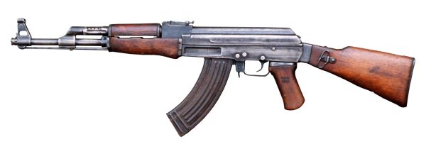 AK-47 - the most famous weapon of all time