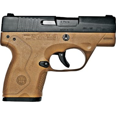 Beretta Nano 9mm FDE Concealed Carry Wonder!