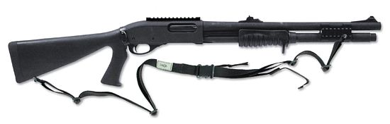 Remington has made the most popular shotguns over all other brands and is the second most popular weapon made