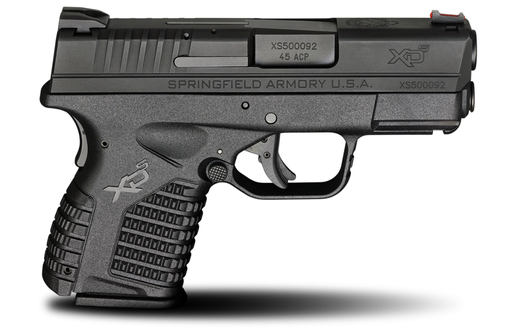 Springfield Armory XD-s .45ACP concealed carry powerhouse!