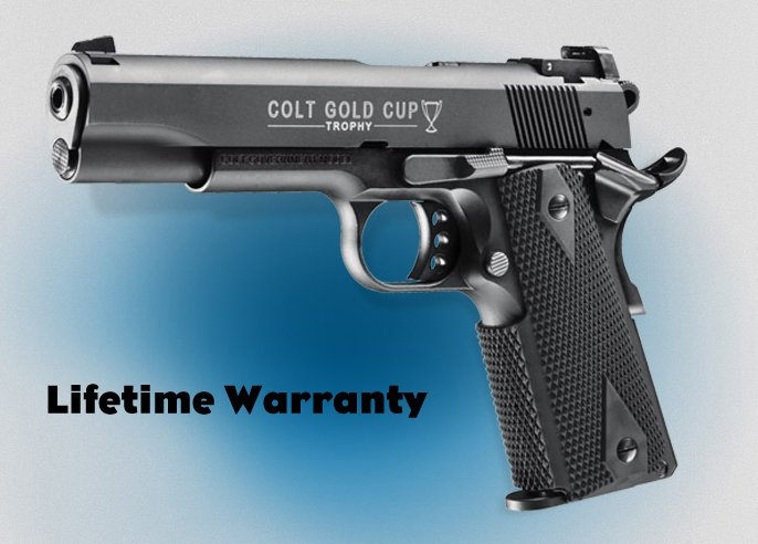 Colt 1911 A1 Gold Cup Trophy Competition .22LR