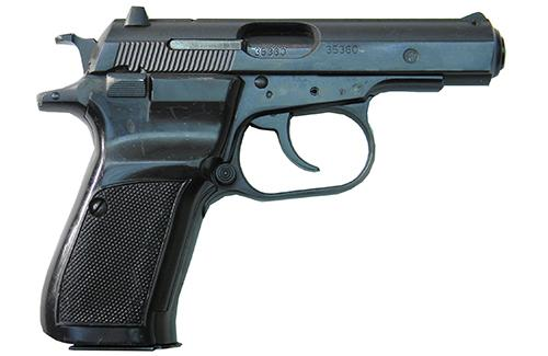 CZ 83 Semi-Auto .380 ACP pistol in exc condition with holster