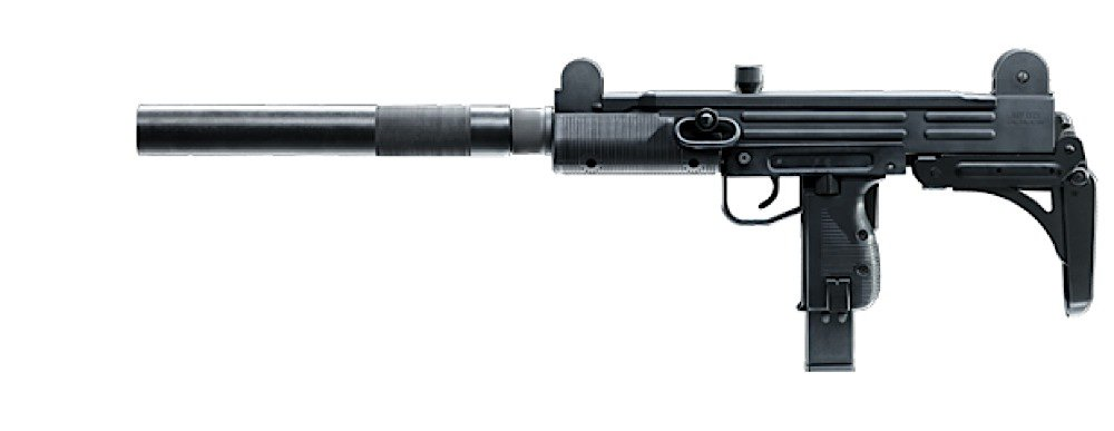 "UZI Tactical Rifle Semi-Auto 22LR Match Grade 16"" Barrel Folding Stock"