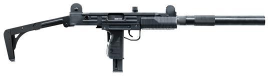 "UZI Tactical Rifle Semi-Auto 22LR Match Grade 16"" Barrel Folding Stock"