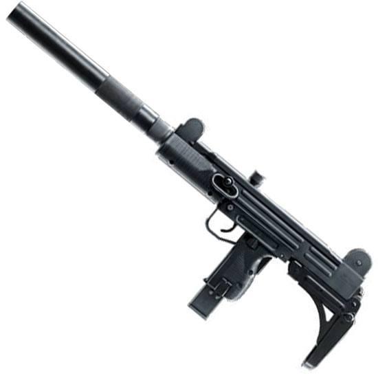 UZI Tactical Rifle Semi-Auto 22LR Match Grade 16
