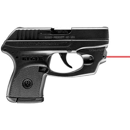 Ruger LCP .380 pocket pistol with LaserMax factory laser