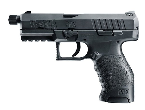 Walther PPX M1 SD 9mm Pistol with Threaded Barrel