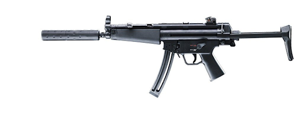 Heckler & Kock HK MP5 A5 .22LR Rifle