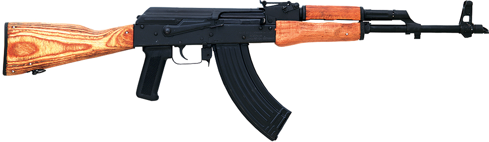 WASR-10 AK-47 Semi-Automatic 7.72X39mm rifle
