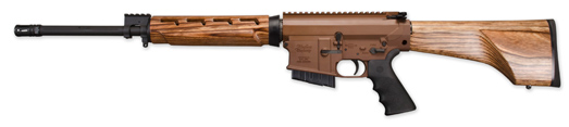 Windham Weaponry 308 Hunter in Coyote Brown and Nutmeg