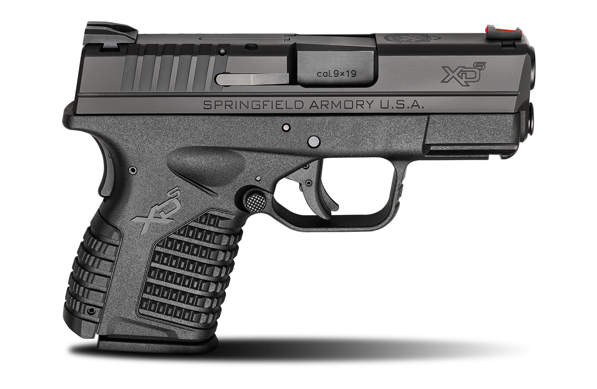 "Springfield Armory XDs 9mm 3.3"" Barrel 9mm"