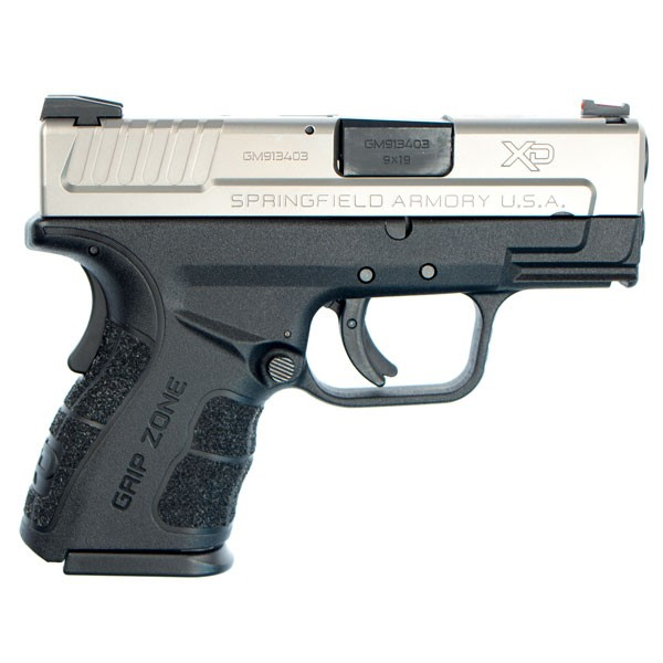 Springfield Armory XD Mod 2 9mm Sub-Compact