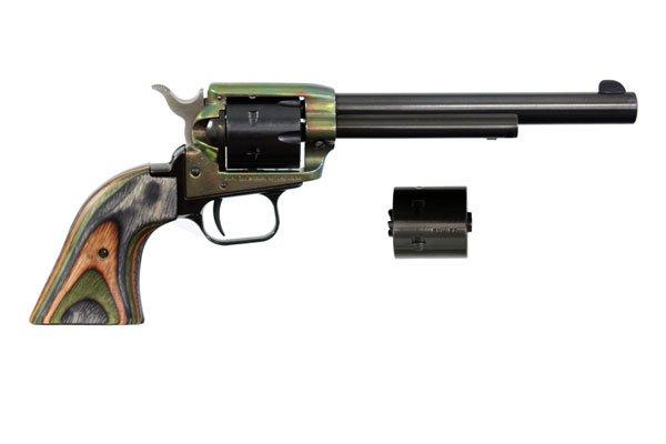 Heritage Rough Rider .22LR/.22 Combo Revolver