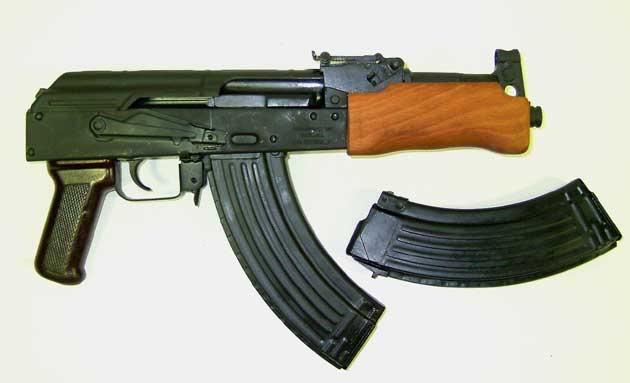 CIA Mini Draco Pistol 762X39 AK Style