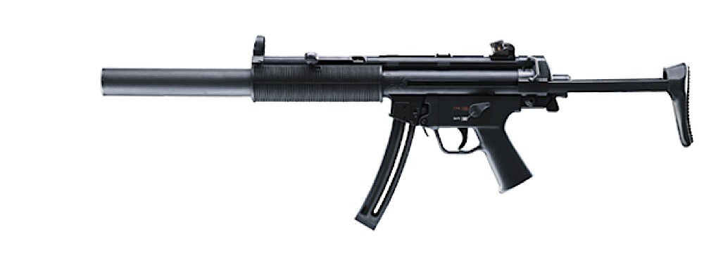 Heckler & Koch H&K MP5 SD .22LR Replica Rifle