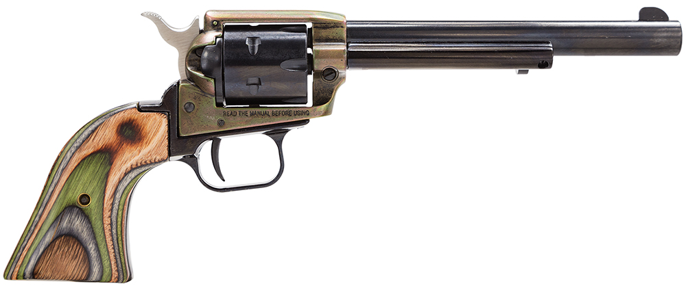 "Heritage RR22CH6 Rough Rider 6rd .22LR 6.5"" Jonny Boy NEW"