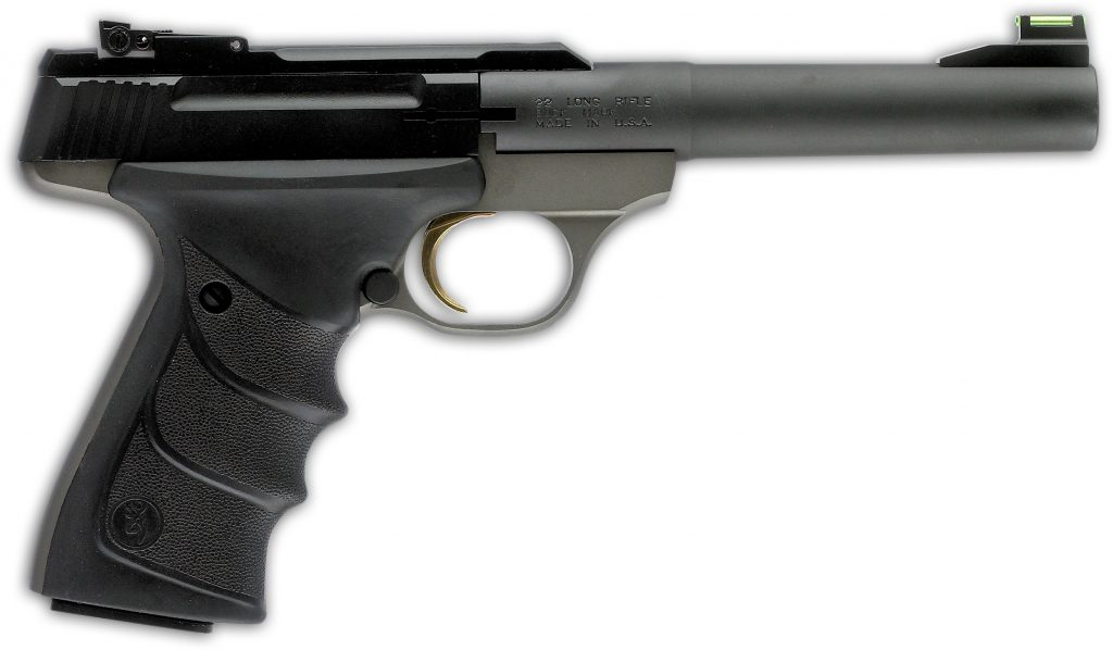 Browning Buck Mark Practical URX Compliant Semi-Auto Rimfire Pistol