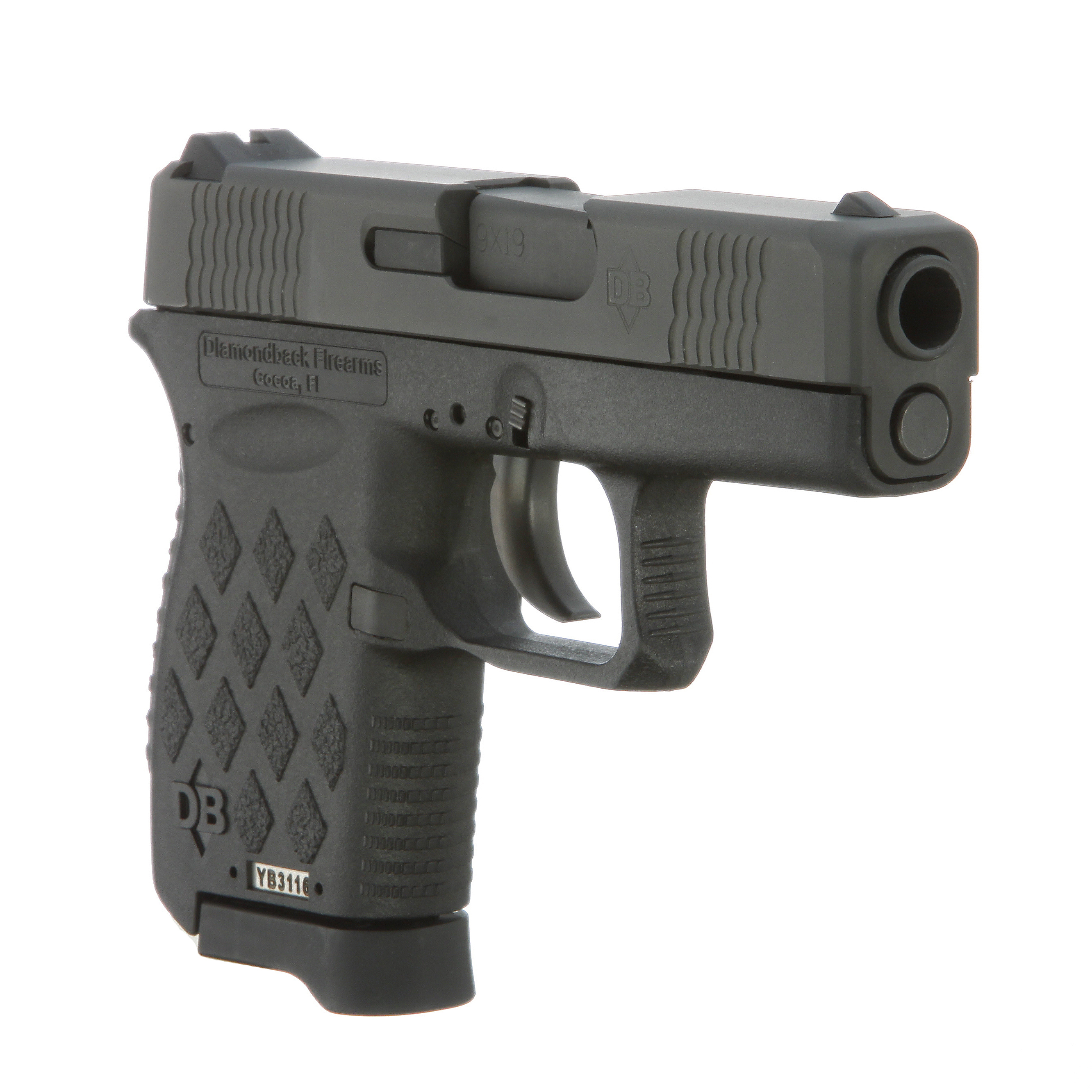 Diamondback DB9 9mm Concealed Carry Pro