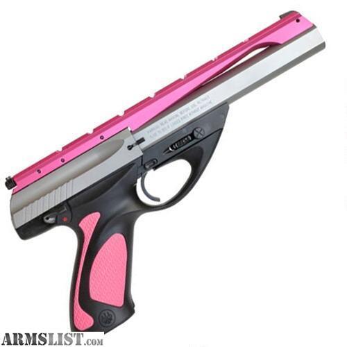 Beretta U22 Neos Pink Inox .22LR NEW