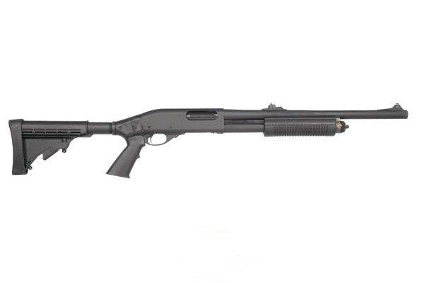 Remington LE 870P Police Magnum 12ga Adj. Rifle Sights and ATI Stock!!