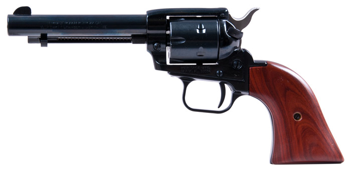 "Heritage Rough Rider 6rd 22LR 4.75"" Blued NEW"