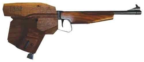 Russian Tula TOZ-35M Free Pistol