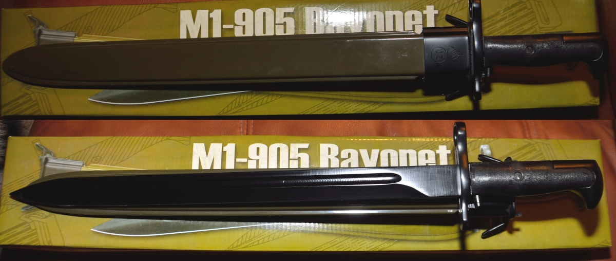 M1-805 reproduction bayonet