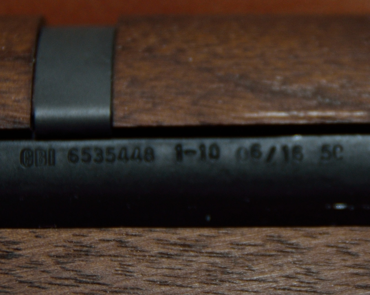 M1 Garand new Criterion barrel made by Krieger