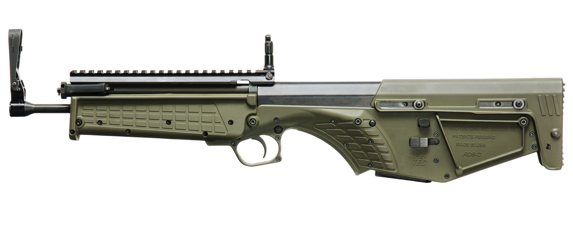 Kel-Tec THE RDB SURVIVAL™ THE BULLPUP DONE RIGHT