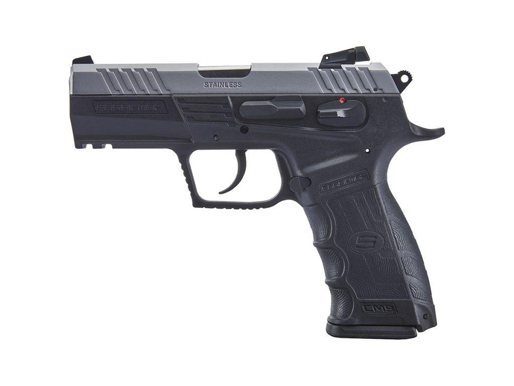 Sarsilmaz CM9 9mm CZ75 style 9mm pistol