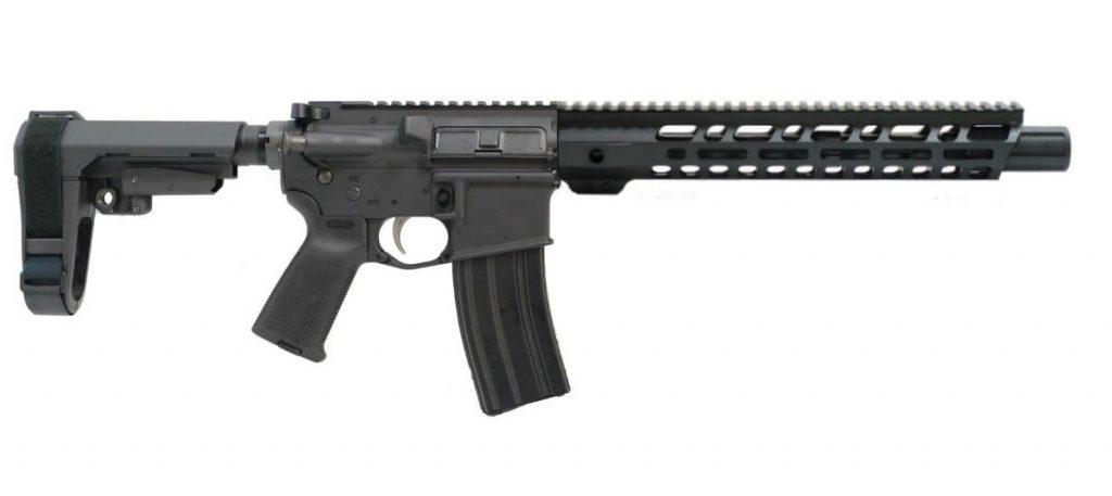 "10.5"" AR Pistol M-LOK MOE Plus EPT SBA3 Custom"