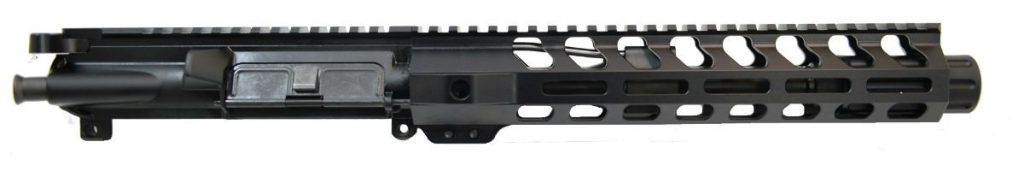 "8.5"" PISTOL-LENGTH 5.56 1/7 NITRIDE 10.5"" M-LOK UPPER Can"
