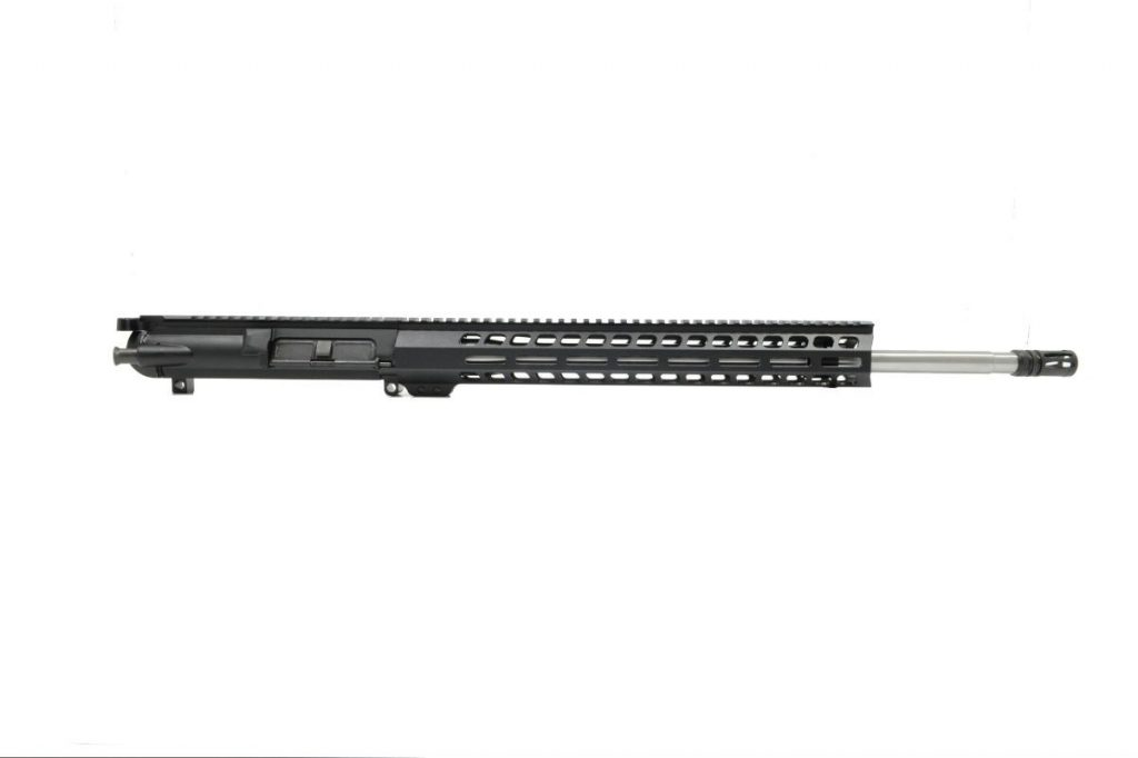 "GEN3 PA10 20"" RIFLE-LENGTH .308 WIN 1:10 STAINLESS STEEL 15"" LIGHTWEIGHT M-LOK UPPER - WITH BCG & CH"