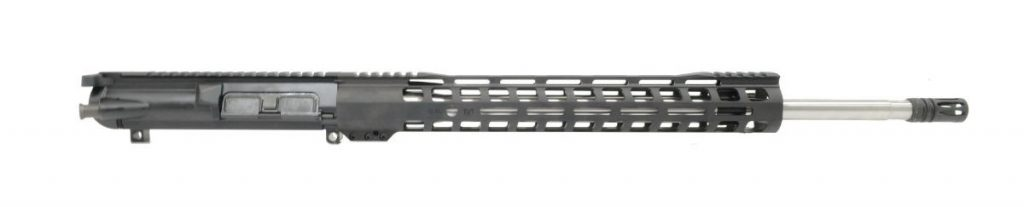 "Gen3 PA65 20"" Rifle-Length 6.5 Creedmoor 1/8 Stainless Steel 15"" M-lok Upper - With BCG & CH"