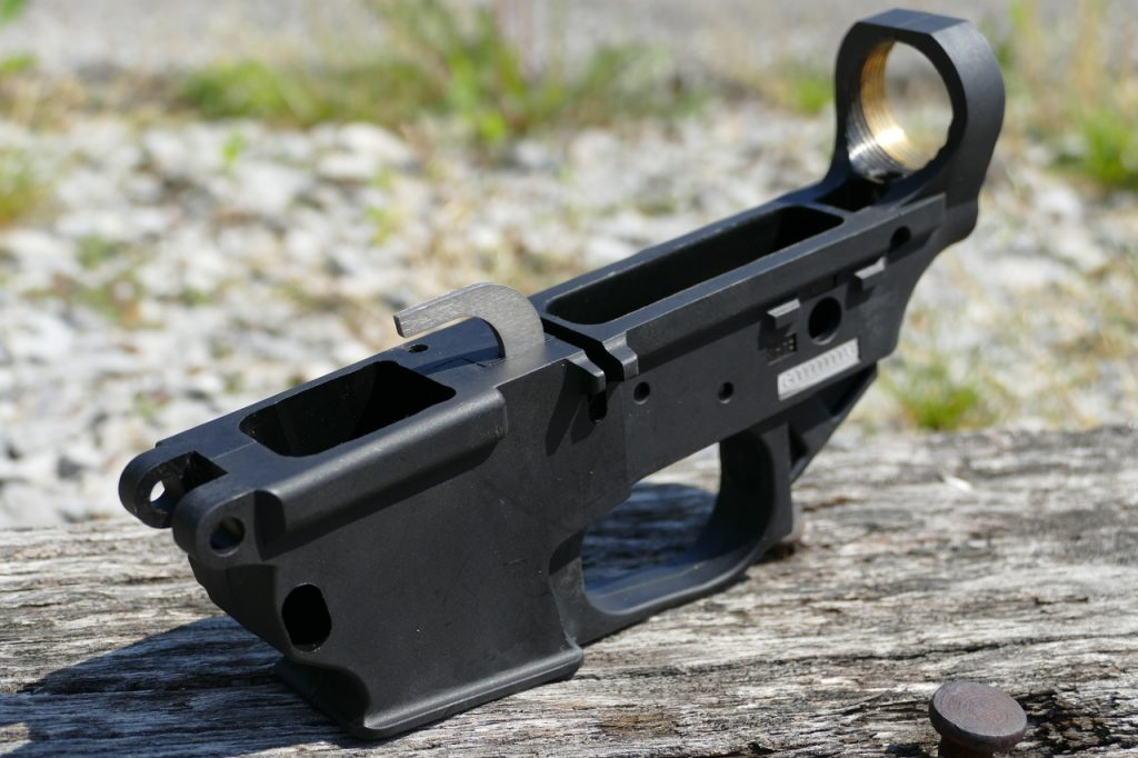 TN Arms TAC-9 Glock Compatible Lower AR-9