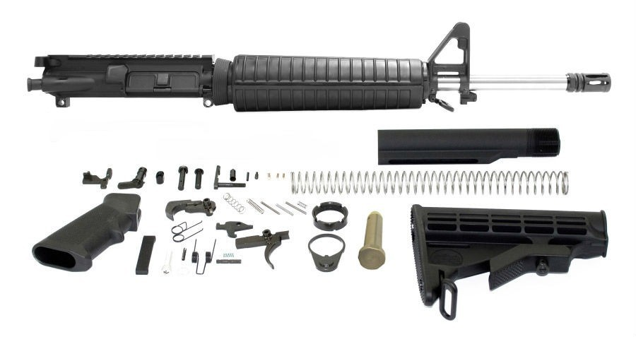 PSA AR-15 M4 Custom Build Kit Special
