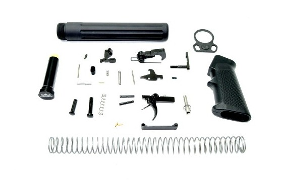 Classic Pistol Lower Build Kit
