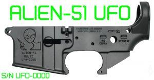 ALIEN-51 UFO