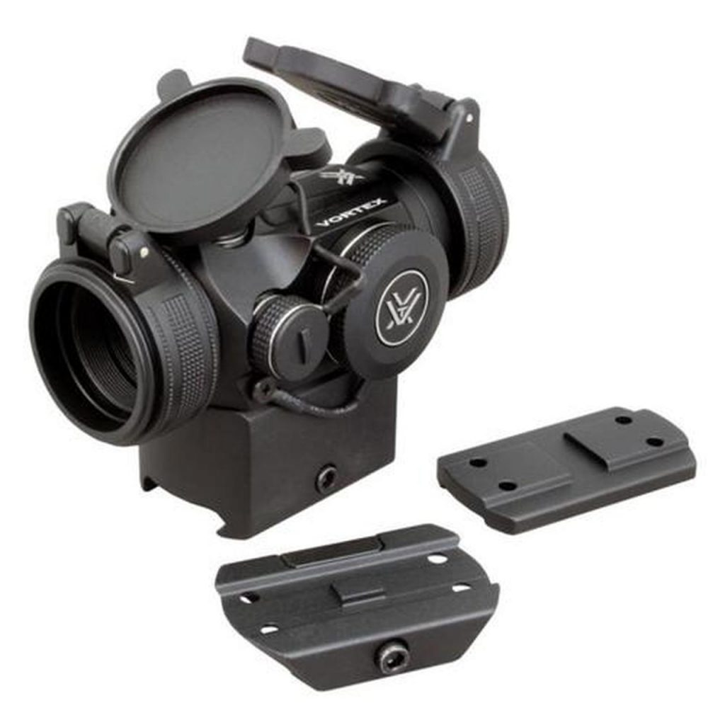 SPARC II Red Dot 2 MOA Dot w/ Mount