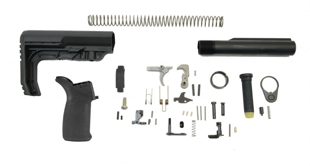 MFT Minimalist Battlelink EPT Lower Build Kit