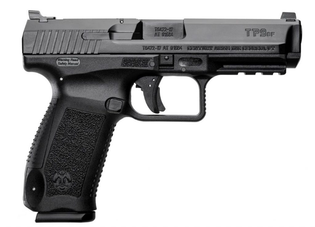 Canik TP9SF (Special Forces)