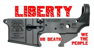 Liberty or Death Stripped Lower
