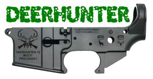 Deerhunter AR-15 Stripped Lower