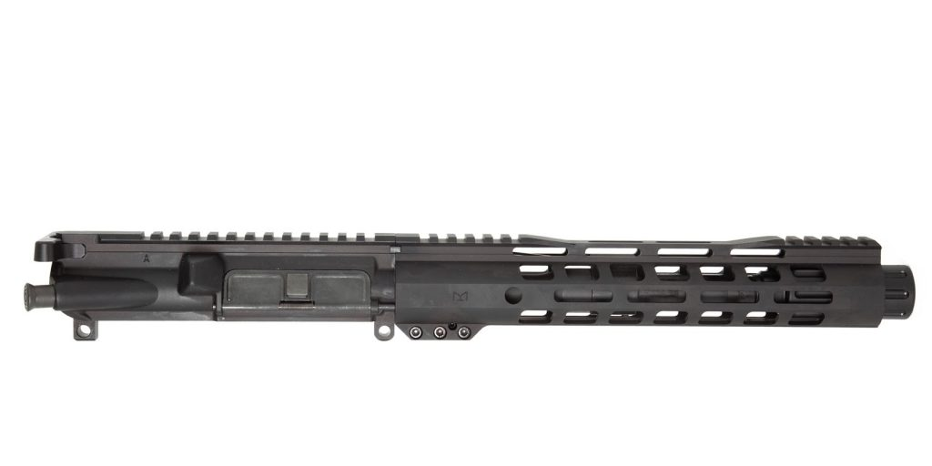 "PSA 8.5"" PISTOL-LENGTH 5.56 1/7 10.5"" LIGHTWEIGHT M-LOK UPPER - WITH BCG & CH"