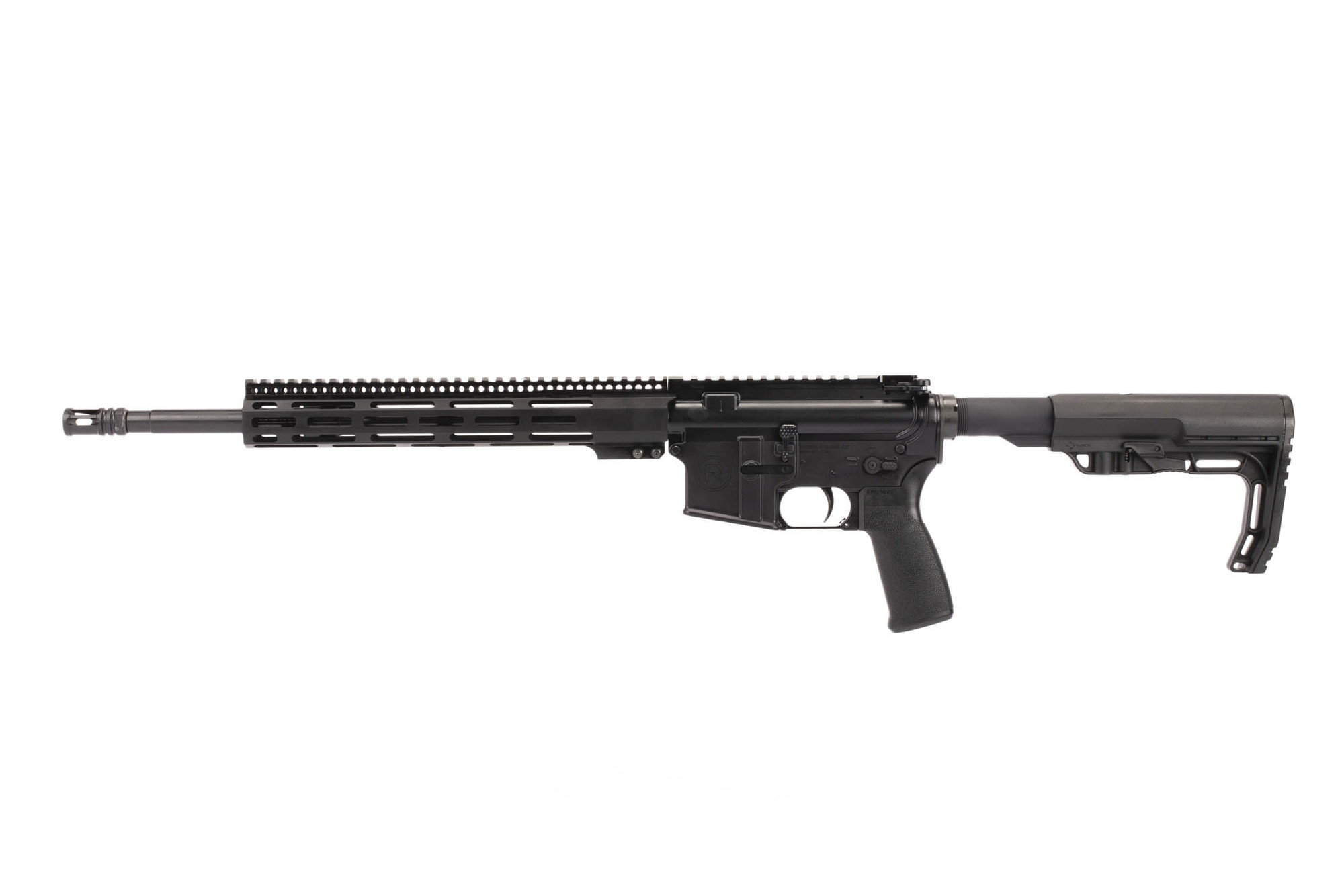 "Radical Firearms 16"" 5.56 NATO 1:7 Mid-Length SOCOM Rifle - 12"" M-LOK FCR Gen3 Rail"