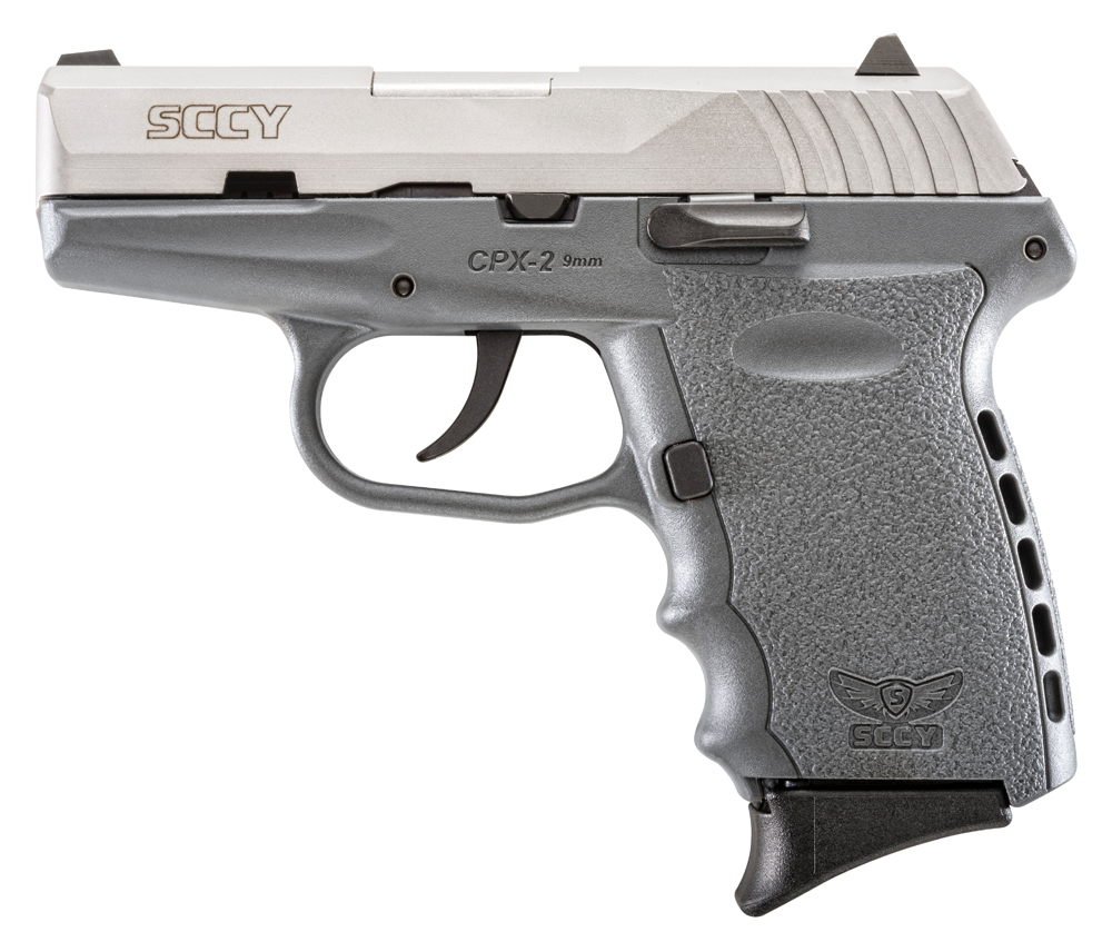 SCCY CPX-2 9mm Concealed Carry Pistol NEW