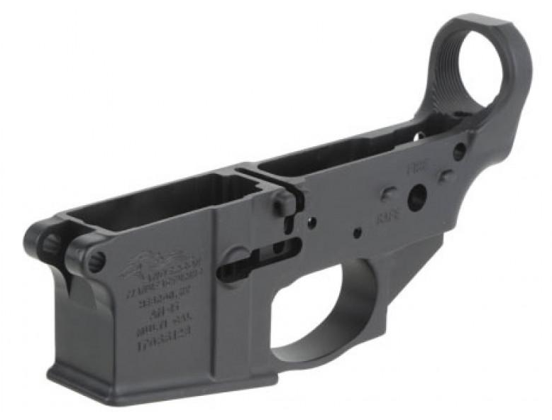 Anderson Stripped Lower with Closed Triggerguard