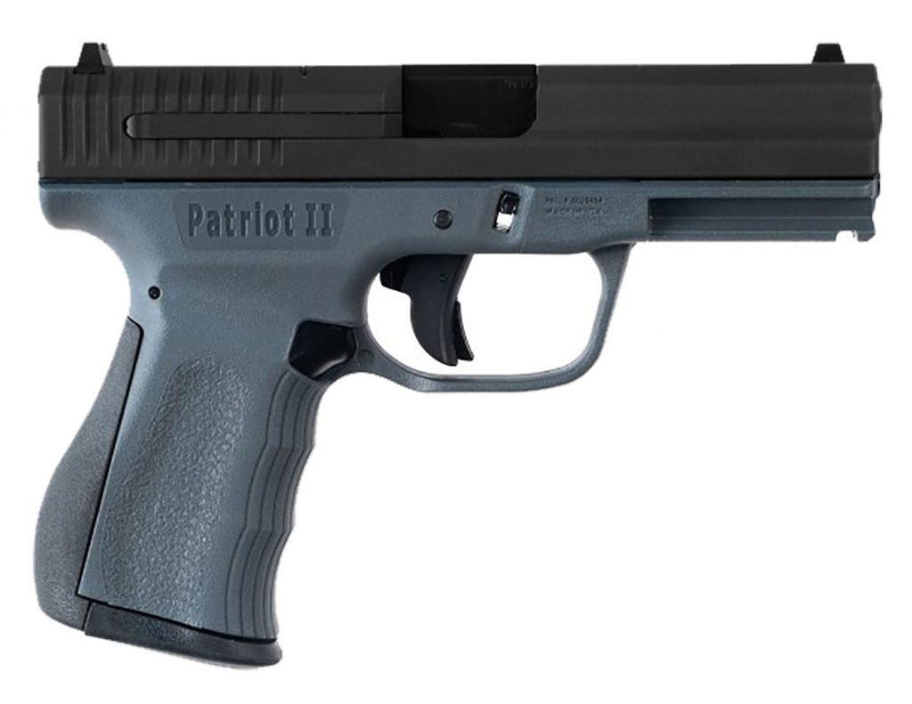 FMK Patriot II 9mm Pistol 14+1 Dark Grey NEW