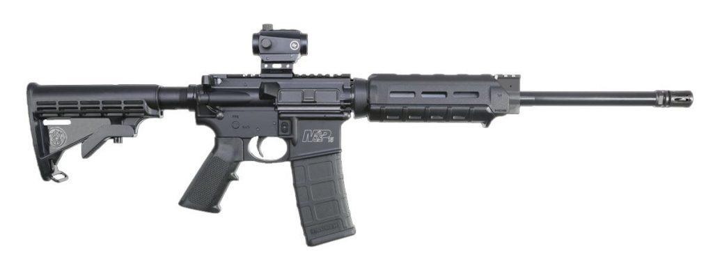 Smith & Wesson M&P 15 SportII With Red Dot 5.56 NATO|223